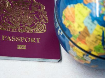 globe passport